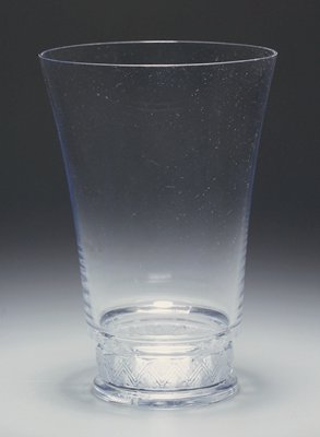 Glass, one of a set of four